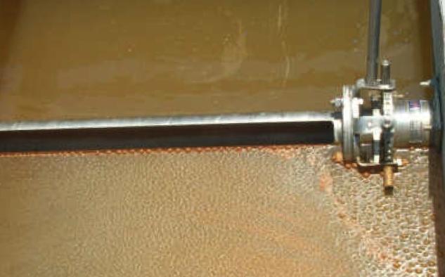 pipe skimmer